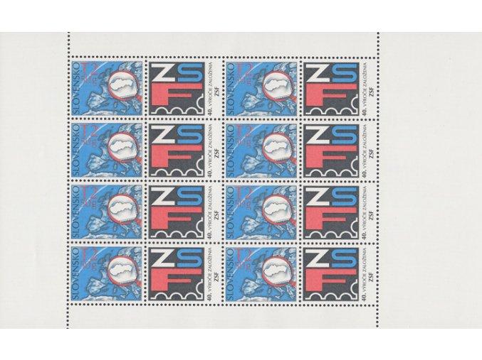 SR 2009 / 453 / 40. výročie založenia ZSF / PL