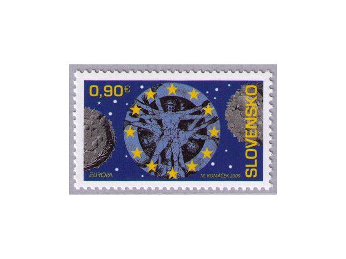 SR 2009 / 455 / EUROPA - Astronómia