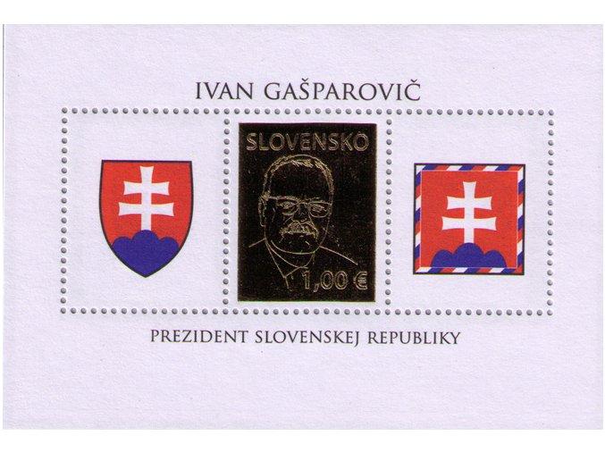 SR 2009 / 457 H / Prezident SR Ivan Gašparovič