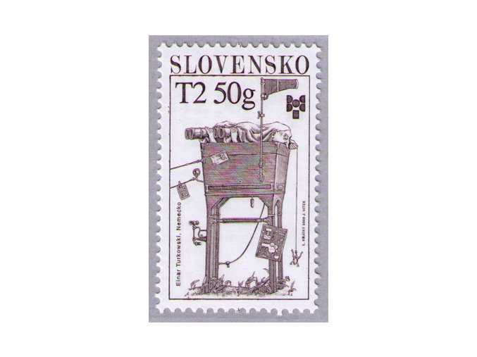 SR 2009 / 458 / Bienále ilustrácií Bratislava