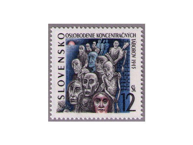SR 1995 / 066 / Oslobodenie koncentračných táborov