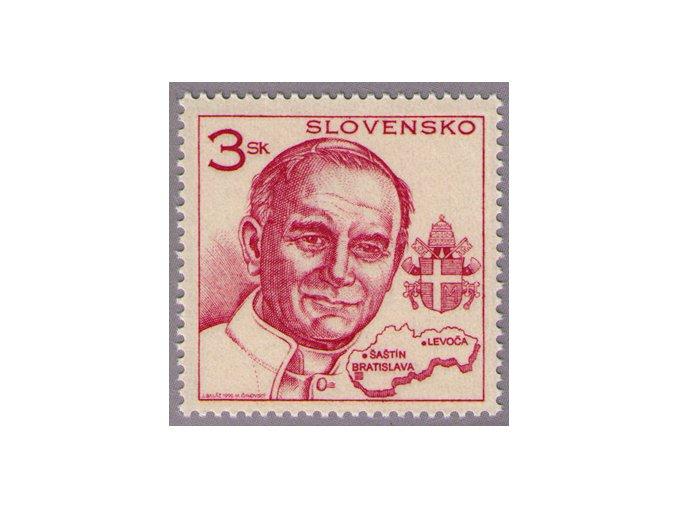 SR 1995 / 068 / Návšteva pápeža Jána Pavla II.