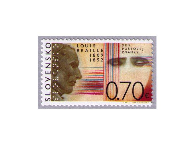 SR 2009 / 466 / Deň poštovej známky