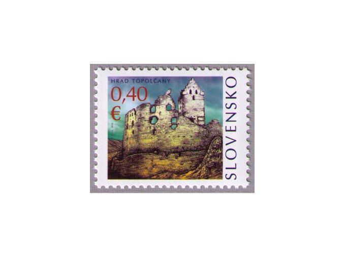 SR 2010 / 480 / Hrad Topoľčany