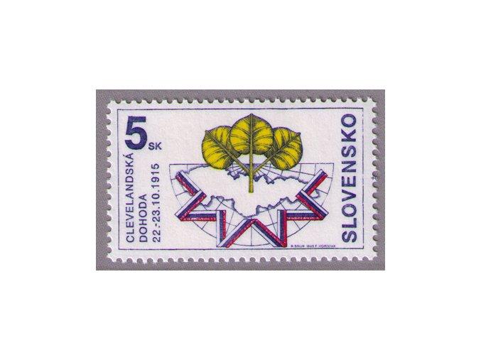 SR 1995 / 079 / Clevelandská dohoda