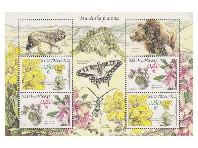 SR 2010 / 482-483 / Ochrana prírody / PL