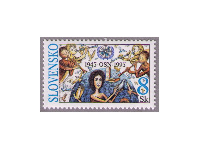 SR 1995 / 080 / 50. výročie založenia OSN