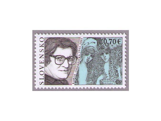 SR 2010 / 488 / Deň poštovej známky
