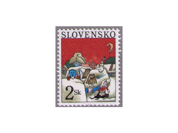 SR 1996 / 106 / Vianoce