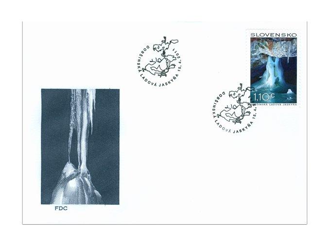 SR 2011 / 495 / Krásy našej vlasti FDC