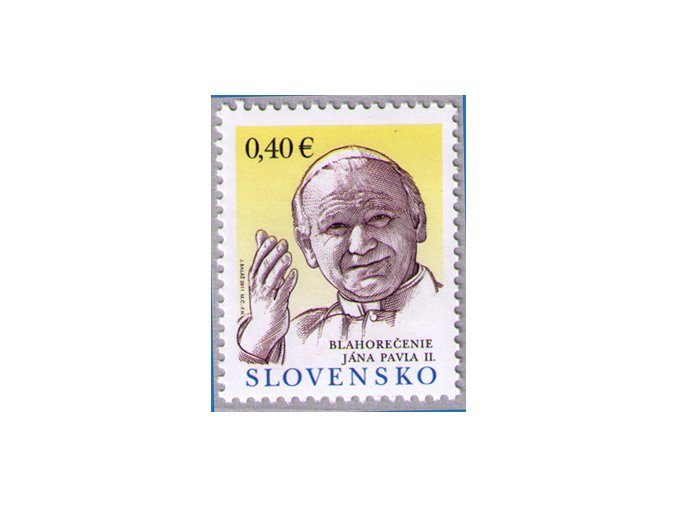 SR 2011 / 496 / Blahorečenie Jána Pavla II.