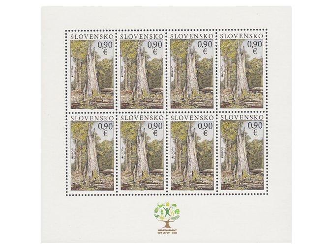 SR 2011 / 497 / EUROPA - Lesy, Národný park Poloniny PL