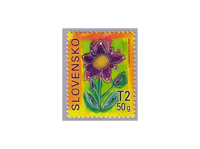 SR 2011 / 498 / Detská známka