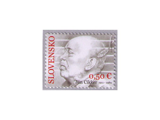 SR 2011 / 502 / Osobnosti - Ján Ciker