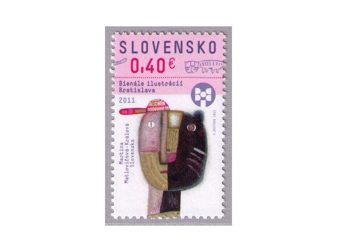 SR 2011 / 503 / Bienále ilustrácií Bratislava
