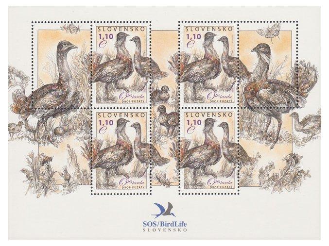 SR 2011 / 505 / Ochrana prírody - Drop fúzatý PL