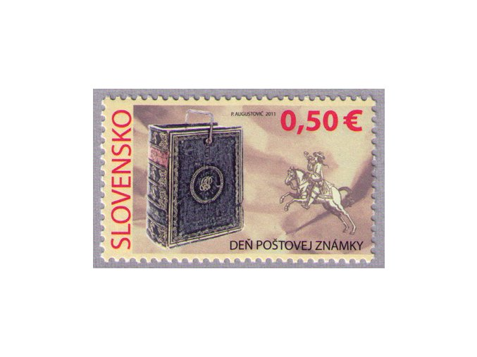 SR 2011 / 508 / Deň poštovej známky