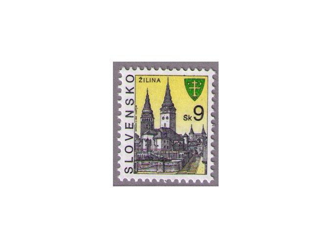 SR 1997 / 116 / Mestá - Žilina