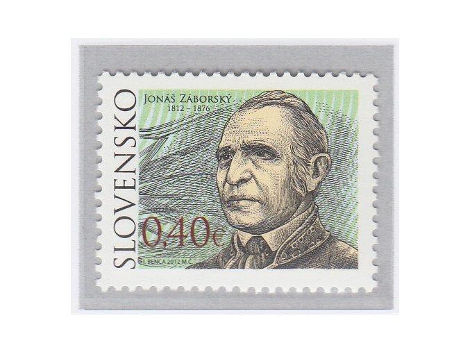 SR 2012 / 511 / Osobnosti - Jonáš Záborský