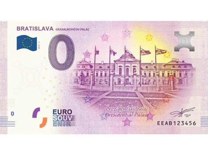 051 Bratislava Grasalkovič palác