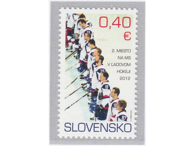 SR 2012 / 517 / MS v ľadovom hokeji