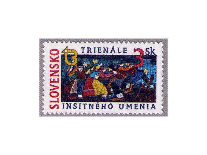 SR 1997 / 122 / Trienále insitného umenia