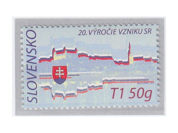 SR 2013 / 531 / 20. výročie vzniku SR