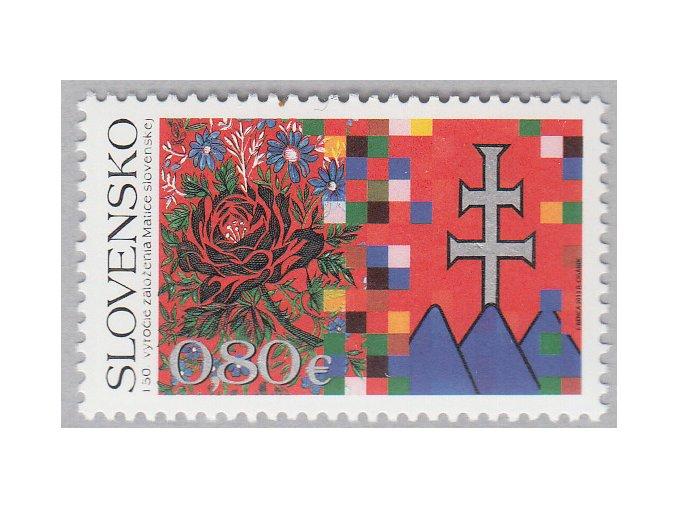 SR 2013 / 544 / 150. výročie založenia Matice slovenskej