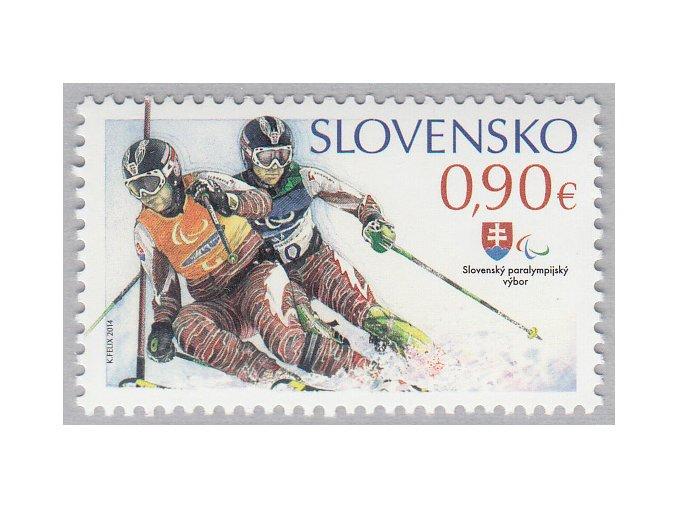 SR 2014 / 557 / XI. zimné paralympijské hry v Soči
