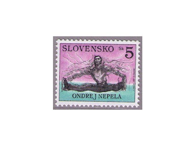 SR 1997 / 136 / Ondrej Nepela