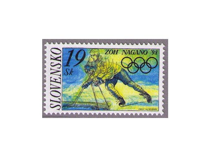 SR 1998 / 141 / ZOH Nagano