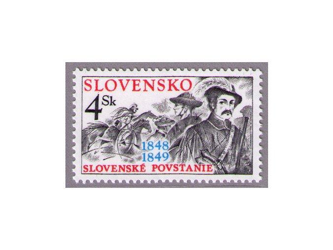 SR 1998 / 153 / Slovenské povstanie 1848-1849