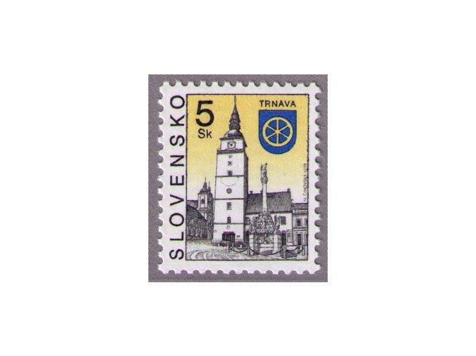 SR 1998 / 160 / Mestá - Trnava