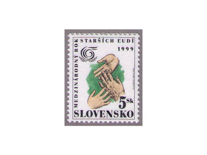 SR 1999 / 182 / Medzinárodný rok starších ľudí