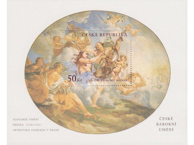 ČR 289 H České barokové umenie