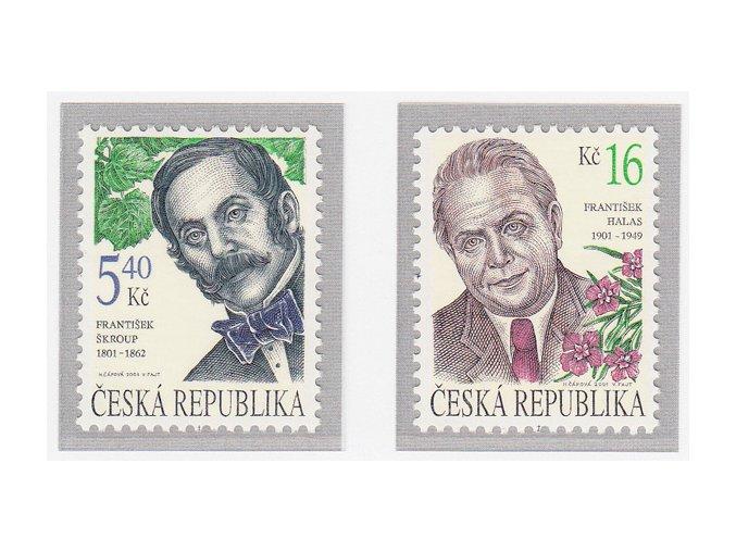 ČR 293-294 Osobnosti