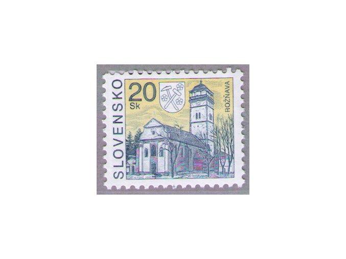 SR 2000 / 213 / Mestá - Rožňava