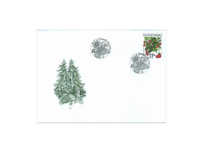 SR 2000 / 215-217 / Ochrana prírody FDC (3)