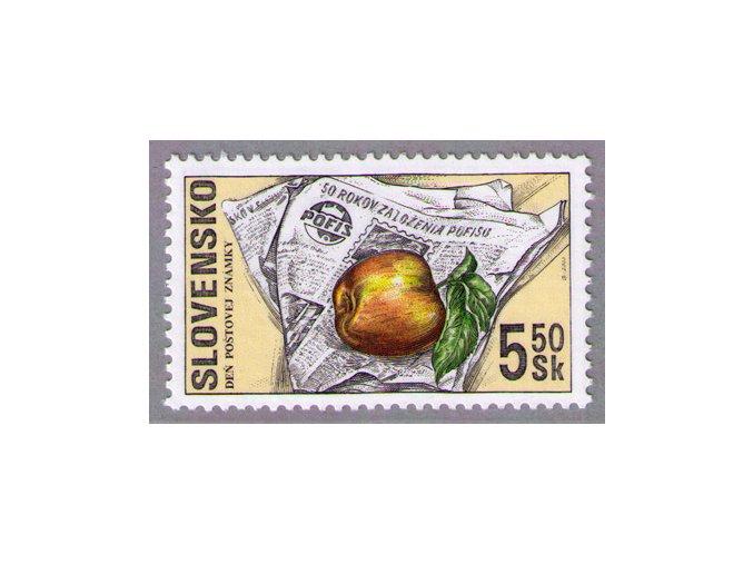 SR 2000 / 223 / Deň poštovej známky