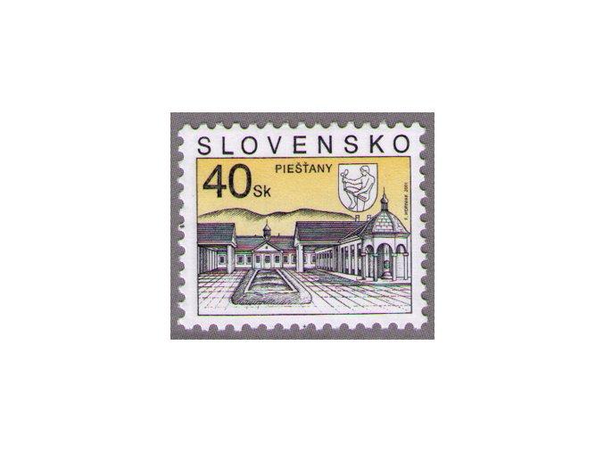 SR 2001 / 235 / Mestá - Piešťany