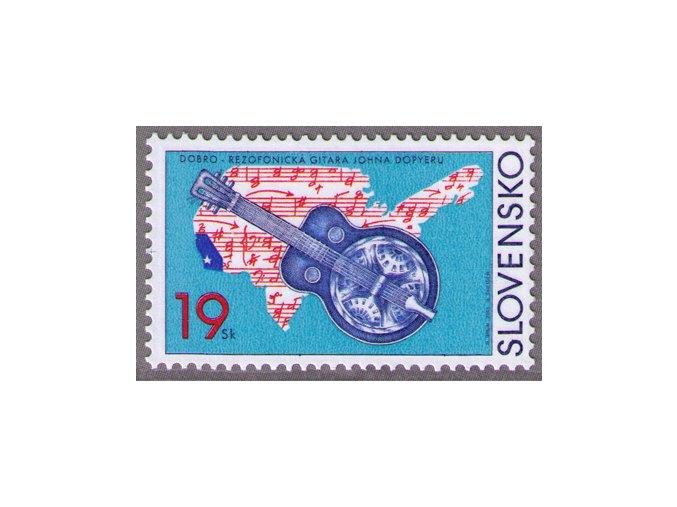SR 2001 / 243 / Gitara Dobro
