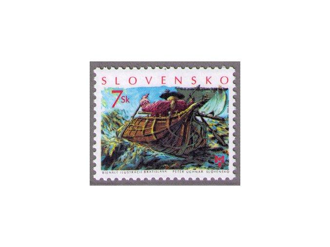 SR 2001 / 244 / Bienále ilustrácií Bratislava