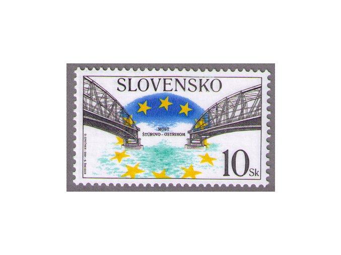 SR 2001 / 249 / Most Štúrovo-Ostrihom