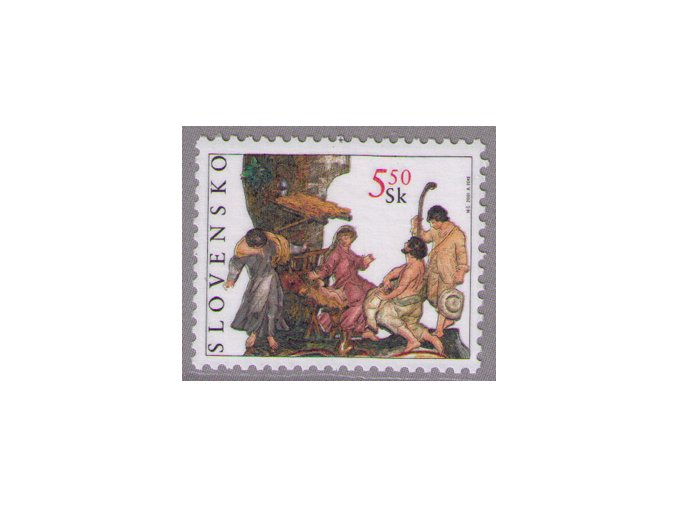 SR 2001 / 253 / Vianoce