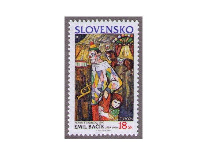 SR 2002 / 263 / EUROPA - cirkus