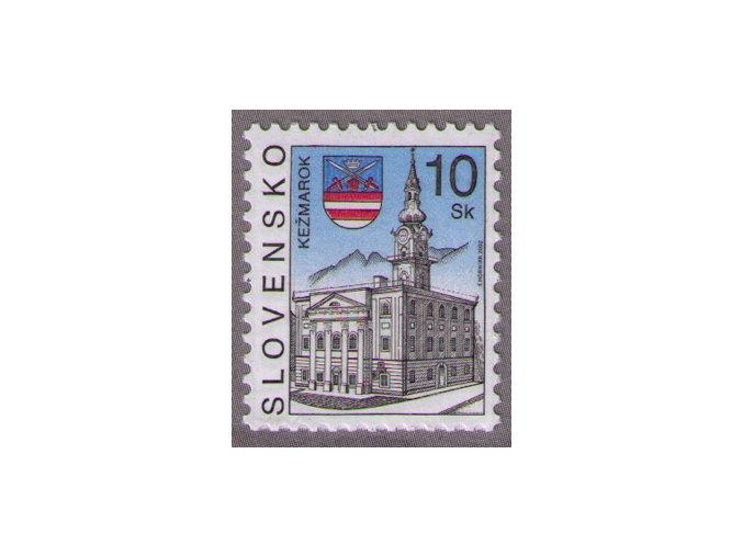SR 2002 / 264 / Mestá - Kežmarok
