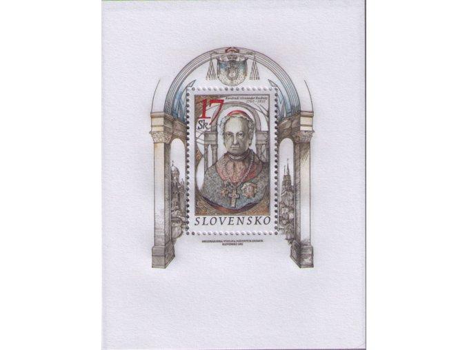 SR 2002 / 270 H / Kardinál Alexander Rudnay