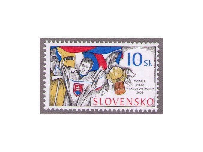 SR 2002 / 272 / Majstri sveta v ľadovom hokeji
