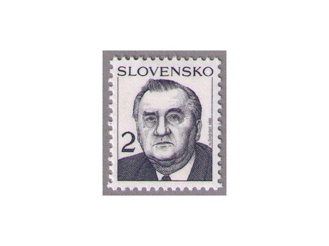 SR 1993 / 005 / Prezident SR Michal Kováč