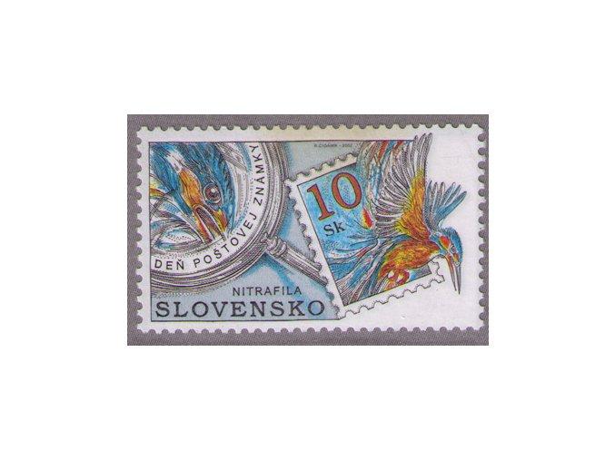 SR 2002 / 283 / Deň poštovej známky